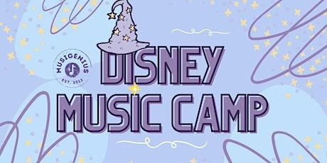 Disney Music Camps HEMEC tickets