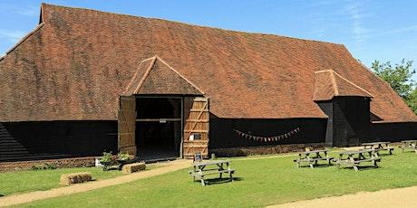 Timed entry to visit Grange Barn (21 June - 27 June) tickets