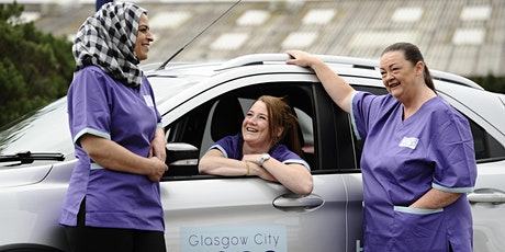 Glasgow HSCP - Locality Engagement Forum - Home Care tickets