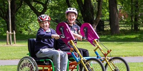 Doncaster Wheels for All - Celebrating the Trans Pennine Trail in Bentley tickets