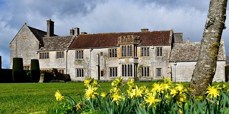 Timed entry to Lytes Cary Manor (21 June - 27 June) tickets