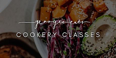 December Cookery Class tickets