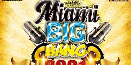 Miami Big Bang 2021 tickets