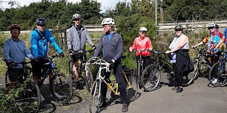 Social Bike Ride - Mosey to Markinch tickets