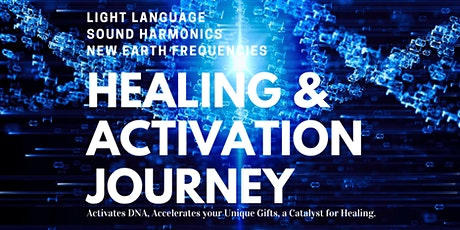 Healing & Activation Journey tickets