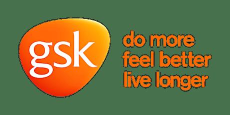 GSK Tech Apprenticeship Opportunities 2021 - hear from GSK hiring managers tickets