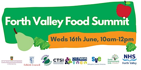 Forth Valley Food Summit tickets