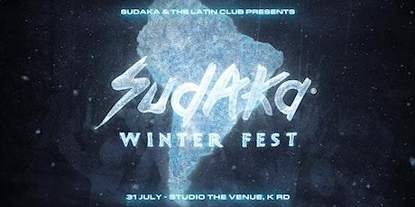 Sudaka Latin Winter Fest at Studio Venue tickets