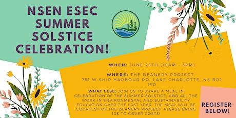 NSEN ESEC - Summer Solstice Celebration tickets