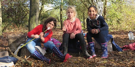 Abbotts Hall Farm Forest School drop-off day (over 8s) tickets