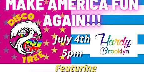 Disco Tree Presents Make America Fun Again! tickets