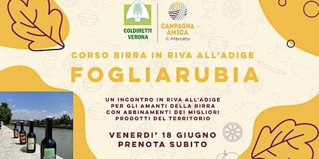 CORSO BIRRA - FOGLIARUBIA biglietti