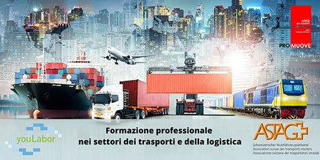 Formazione professionale  nei settori dei trasporti e della logistica biglietti