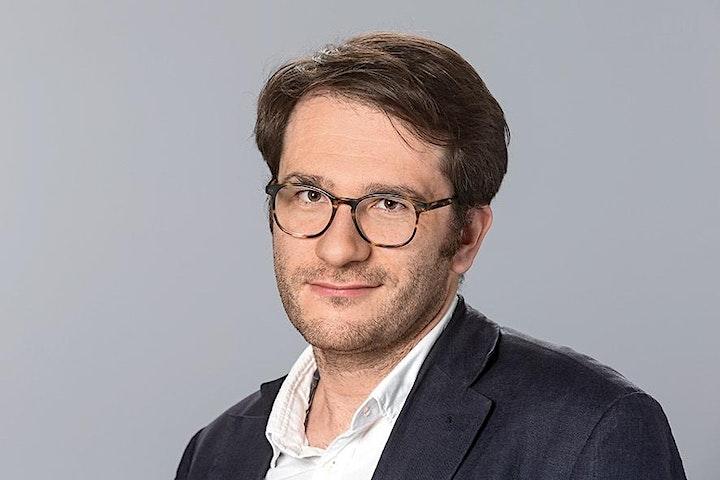 Auslandskorrespondent im Gespräch – Friedrich Schmidt, F.A.Z. Moskau: Bild