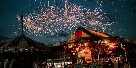 Fireworks at the Lake Odessa Fair tickets