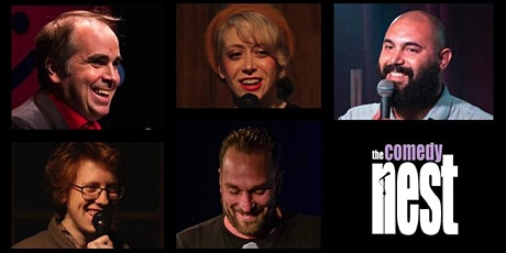 Canada Day Weekend Comedy All-Stars - July 1, 2, 3, 4, 2021 tickets