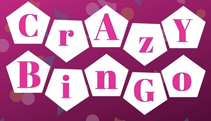 Charity Crazy Bingo image