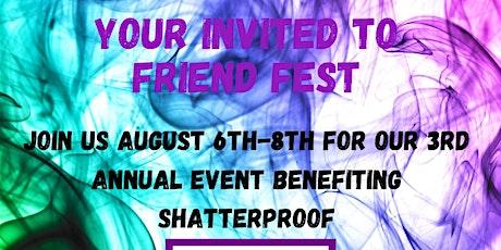 Friends Fest tickets