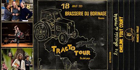 TractoTour du plat pays - Brasserie du Borinage tickets