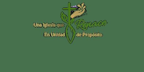CULTO ADORACION/PREDICACION: UNA IGLESIA QUE RENACE EN UNIDAD DE PROPOSITO tickets