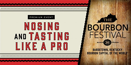 Nosing and Tasting Like a Pro tickets