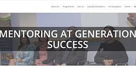 Generation Success Mentors – Catch up Session tickets