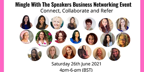 Free Connect, Collaborate and Refer Business Networking Event tickets