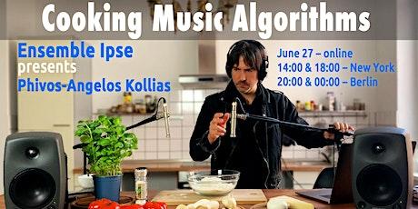 "Ensemble Ipse Presents: ""Sites Reconsidered"" - Phivos-Angelos Kollias tickets"