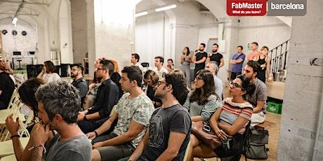 FabMaster: Introducción a la fabricación digital by FabCafe Barcelona tickets