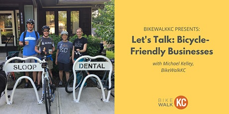 Let's Talk: Bicycle-Friendly Businesses tickets