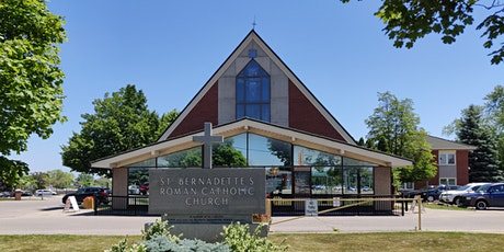 Sunday Mass (June 19-20) tickets