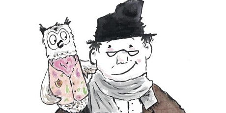 Vintage Owl Book Reading & Signing (Happy Days, Cowbridge) tickets