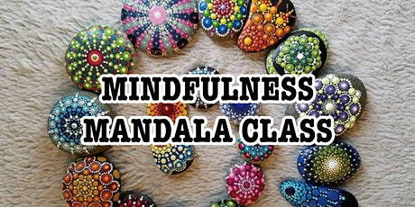 Mindfulness Mandalas for Beginners - Day 1 of 2 -Troedyrhiw tickets
