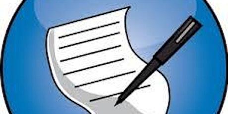 Juniors -  College Essay Workshop tickets