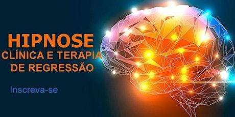 BSB Formação em Hipnose Terapêutica e Regressão ingressos