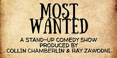 Most Wanted Comedy Showcase tickets