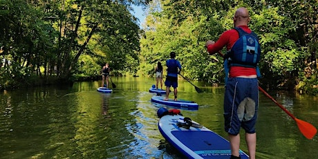 Adult weekend and evenings intro to Paddle Boarding (SUP) courses tickets