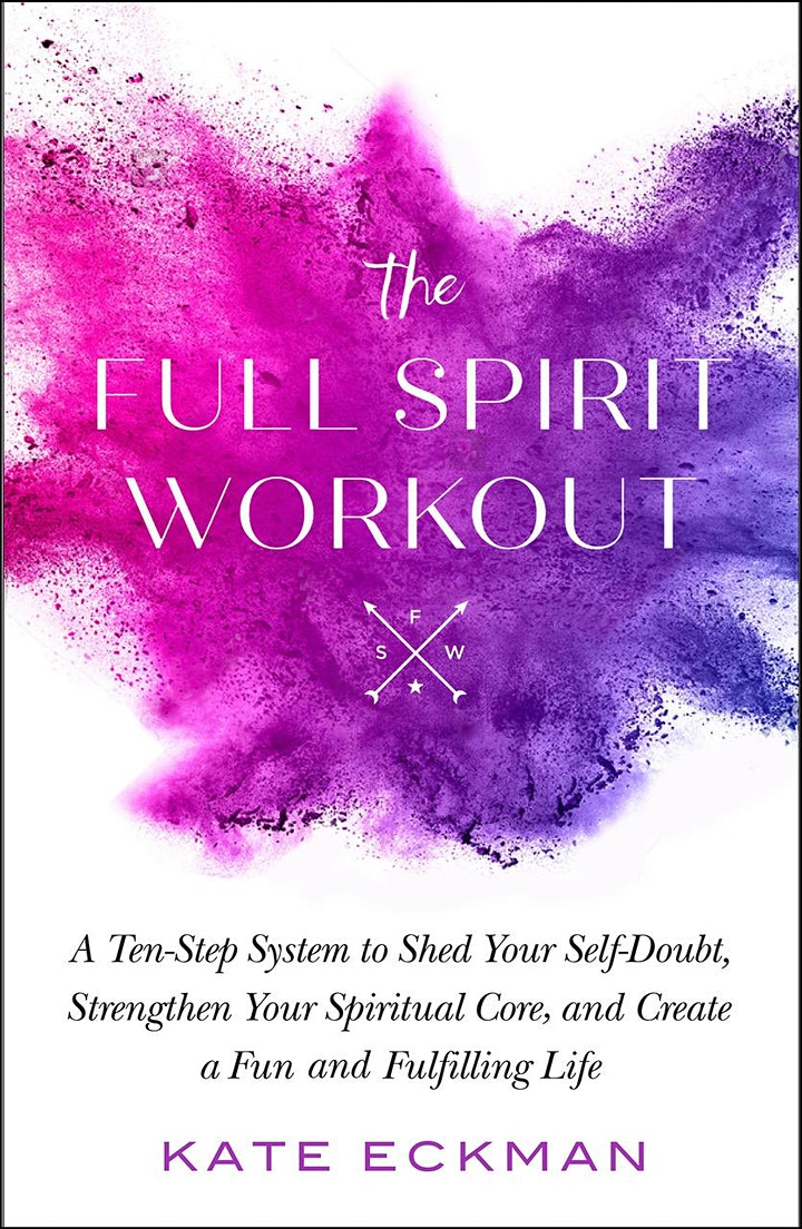 [workshop] A Spiritual Workout to Shred Your Self-Doubt with Kate Eckman image