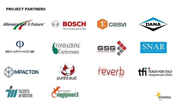 Immagine Enactus Italia National Competition 2021