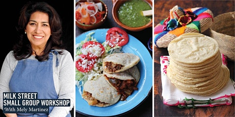 Small Group Workshop: Masa Tortillas with Mely Martínez tickets