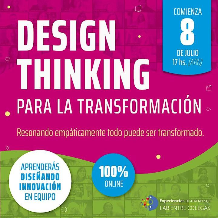 Imagen de Webinar informativa Design Thinking en acción #7