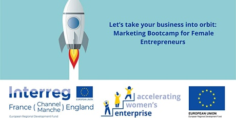 Let's take your business into orbit: Marketing Bootcamp tickets