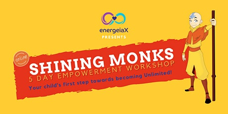 Level1: 5 Day Online  Workshop For Children (Ages 8-12yrs) tickets