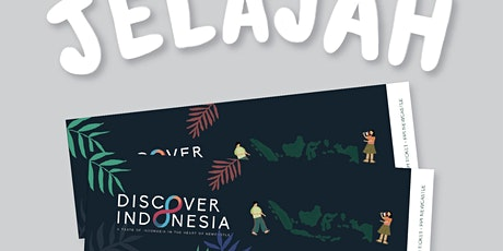 Discover Indonesia 2021 tickets