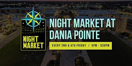 Night Market at Dania Pointe tickets