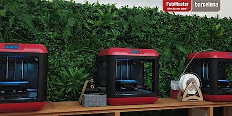 FabMaster: Modelado 3D OpenSource by FabCafe Barcelona entradas