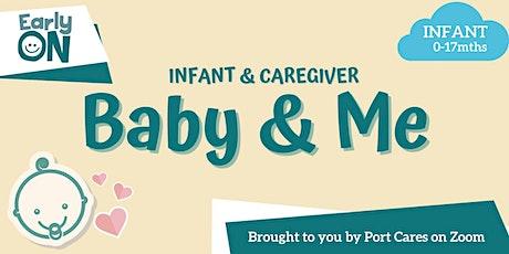 Baby & Me - Colander Fun tickets