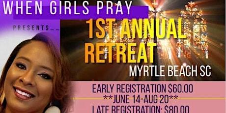 WGP Annual Retreat! tickets