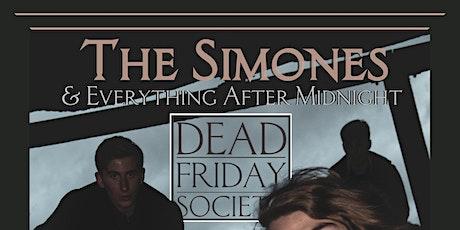 The Simones tickets