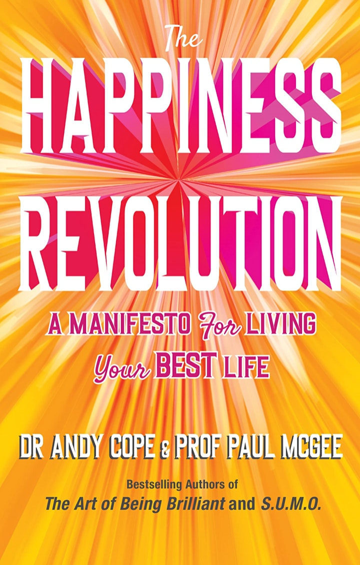 [workshop] Get Happy! An Introduction to the Science of Human Flourishing image